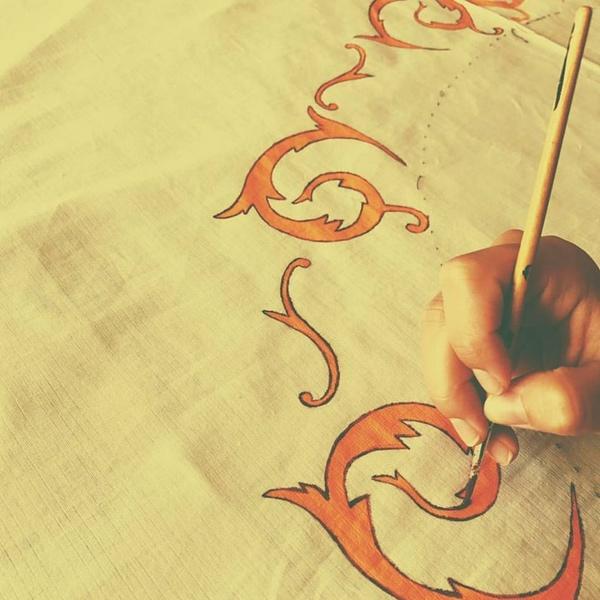 keos-pittura-stoffa